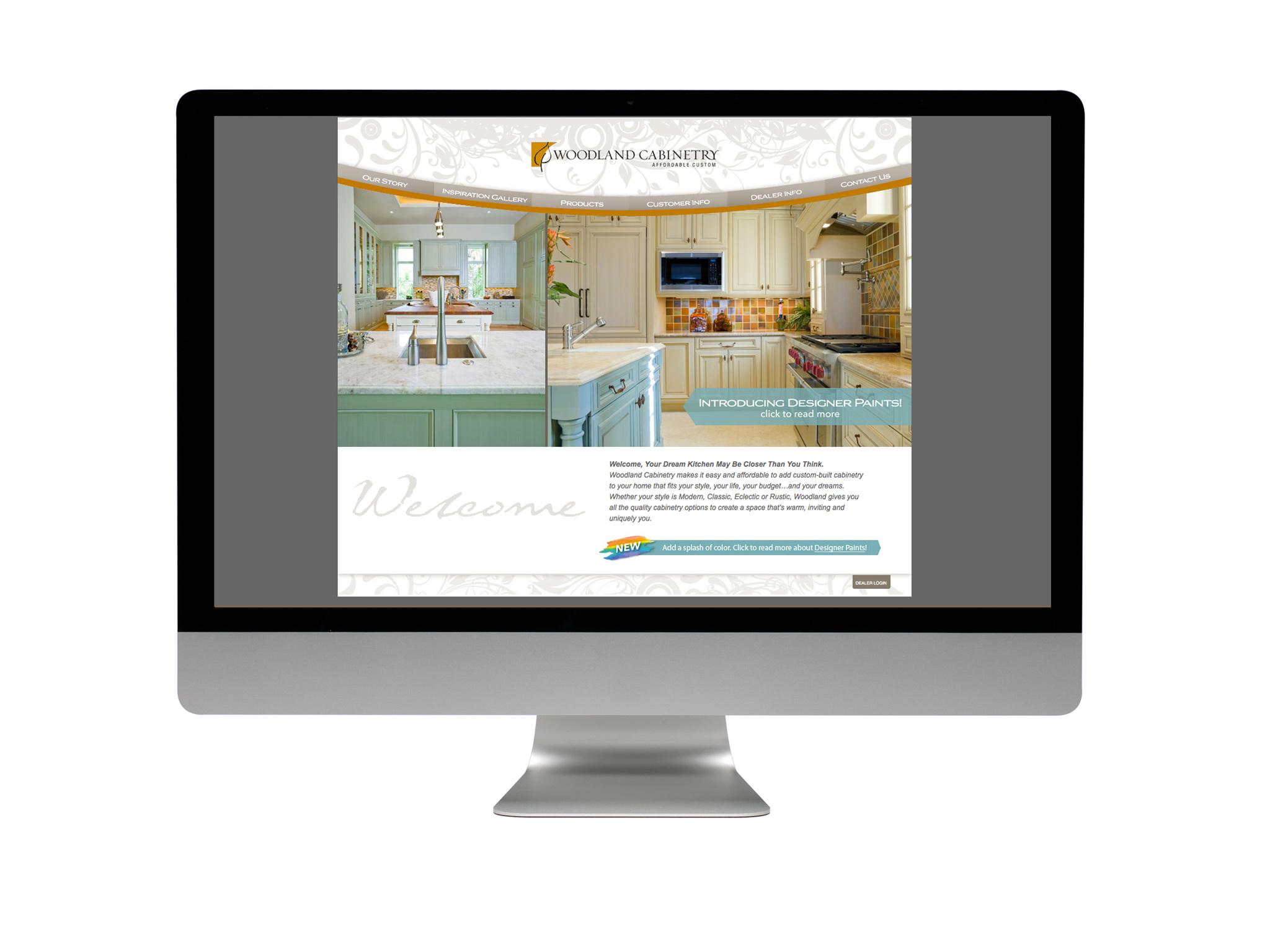 woodland cabinetry website schmitt creative